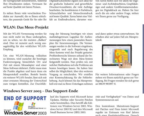 Newsletter Seite-2 | IT COM Neuigkeiten | 01-2015
