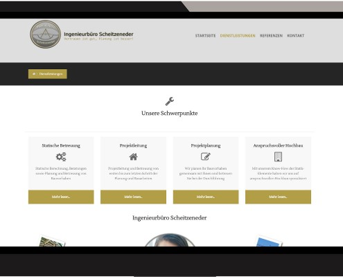 scheitzeneder2 | Referenzen Webdesign IT COM LANGER