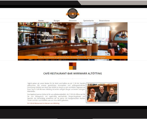 wirrwarr | Referenzen Webdesign IT COM LANGER