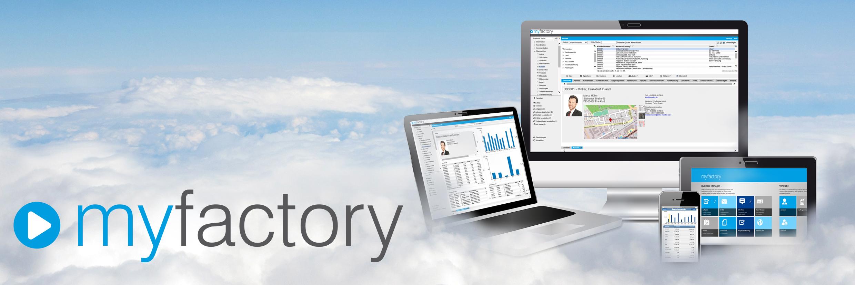 myfactory | Warenwirtschaftssystem | ERP