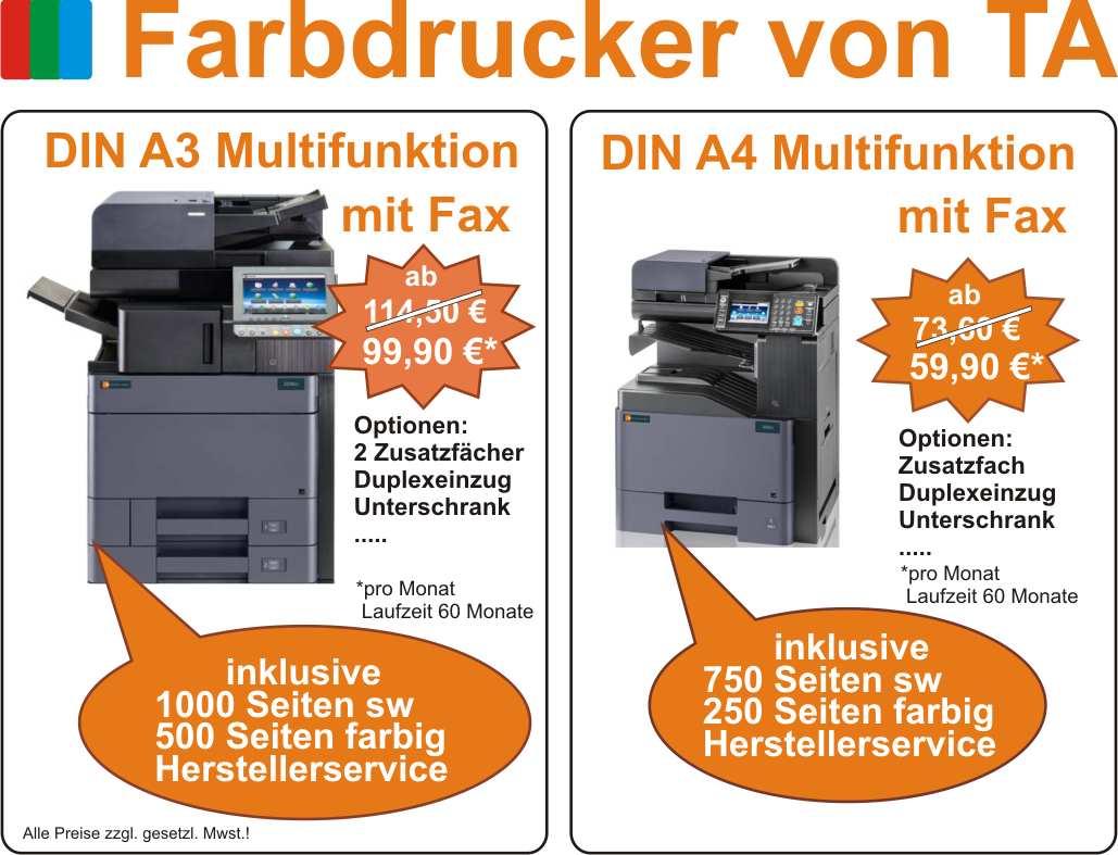TA_Drucker_Aktion | Triumpf Adler | Mietdrucker | Mettenheim