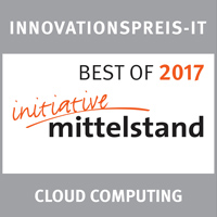 BestOf-CloudComputing-2017 | browserbasiert | concurrent user | myfactory