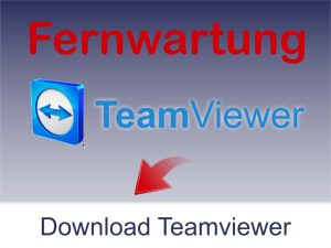 Button Teamviewer | Fernwartung | Support | IT-Dienstleiter